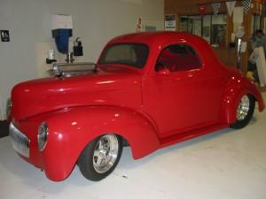 Classic Car Dales Service Center