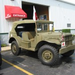 Jeep at Dales Service Center